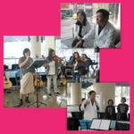 中國醫大新竹附設醫院陳院長居中牽線,促成溫暖人心的  朵蕾音樂會巡演