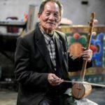 傳統表演藝術「歌仔戲後場音樂」保存者  林竹岸藝師