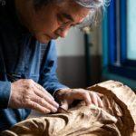 傳統工藝「傳統木雕」保存者   李秉圭
