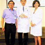 中國附醫謝博帆醫師指出,多參數磁振造影是近年新興的一種攝護腺癌評估工具