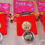 月老金幣推出後即受歡迎,吸引眾多遊客專程到元首館月老教堂,求取美好姻緣。